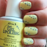 Summer Gel Polish Manicure Idea