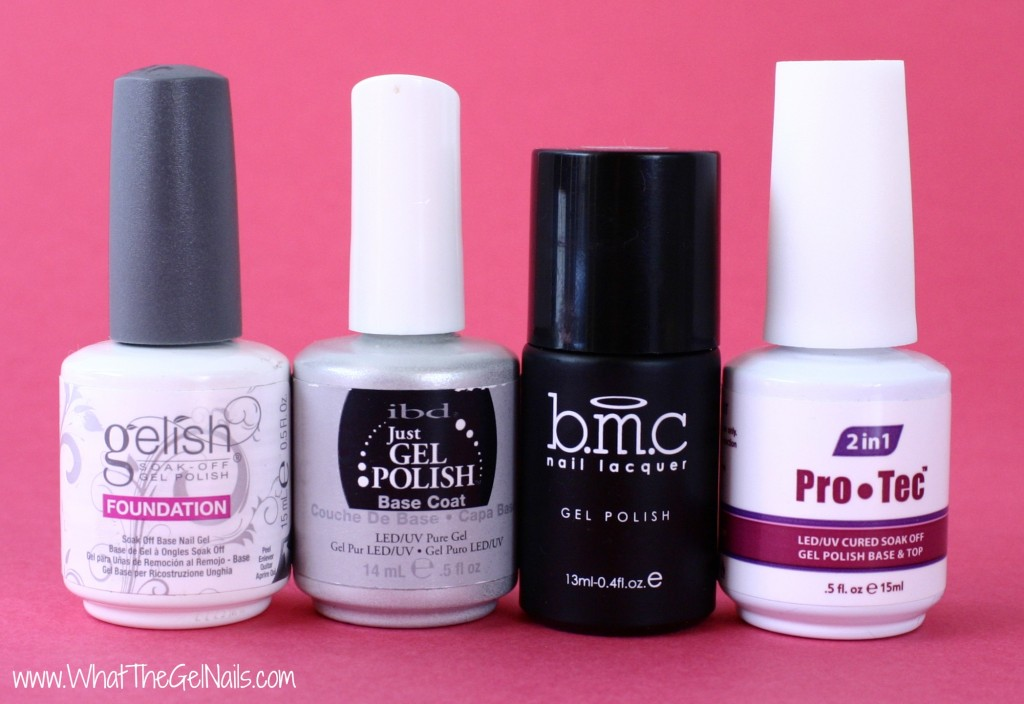 Tips and Tricks for Lifting Gel Polish: Try different base coats.