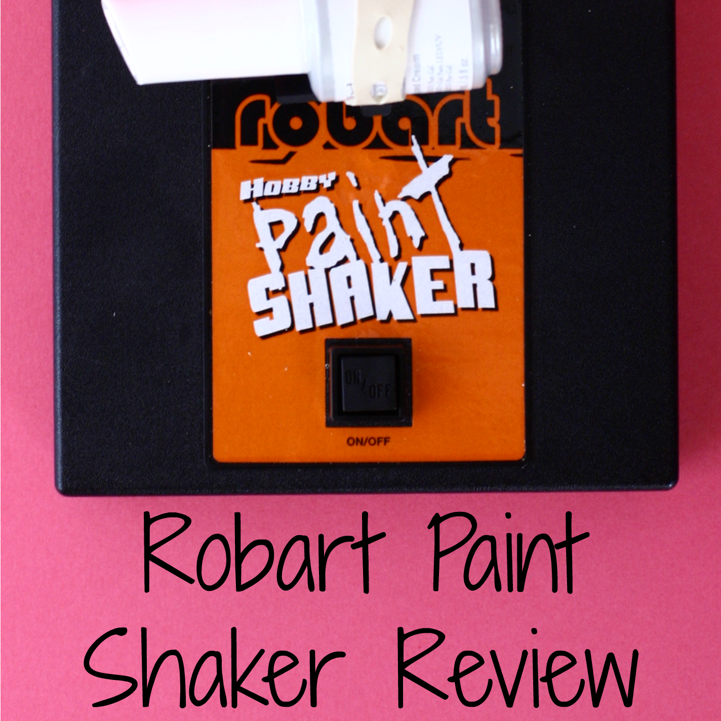 Robart Paint Shaker Review