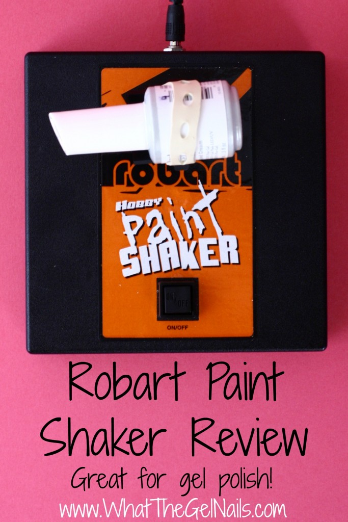 Robart paint shaker review for gel polish