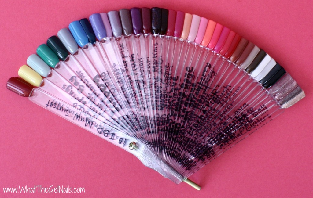 Top 10 Essential Tools for Doing Gel Polish at Home. Swatch sticks