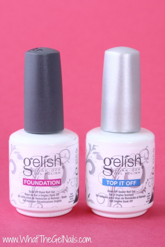 Top 10 Essential Tools for Doing Gel Polish at Home. Top coat and base coat
