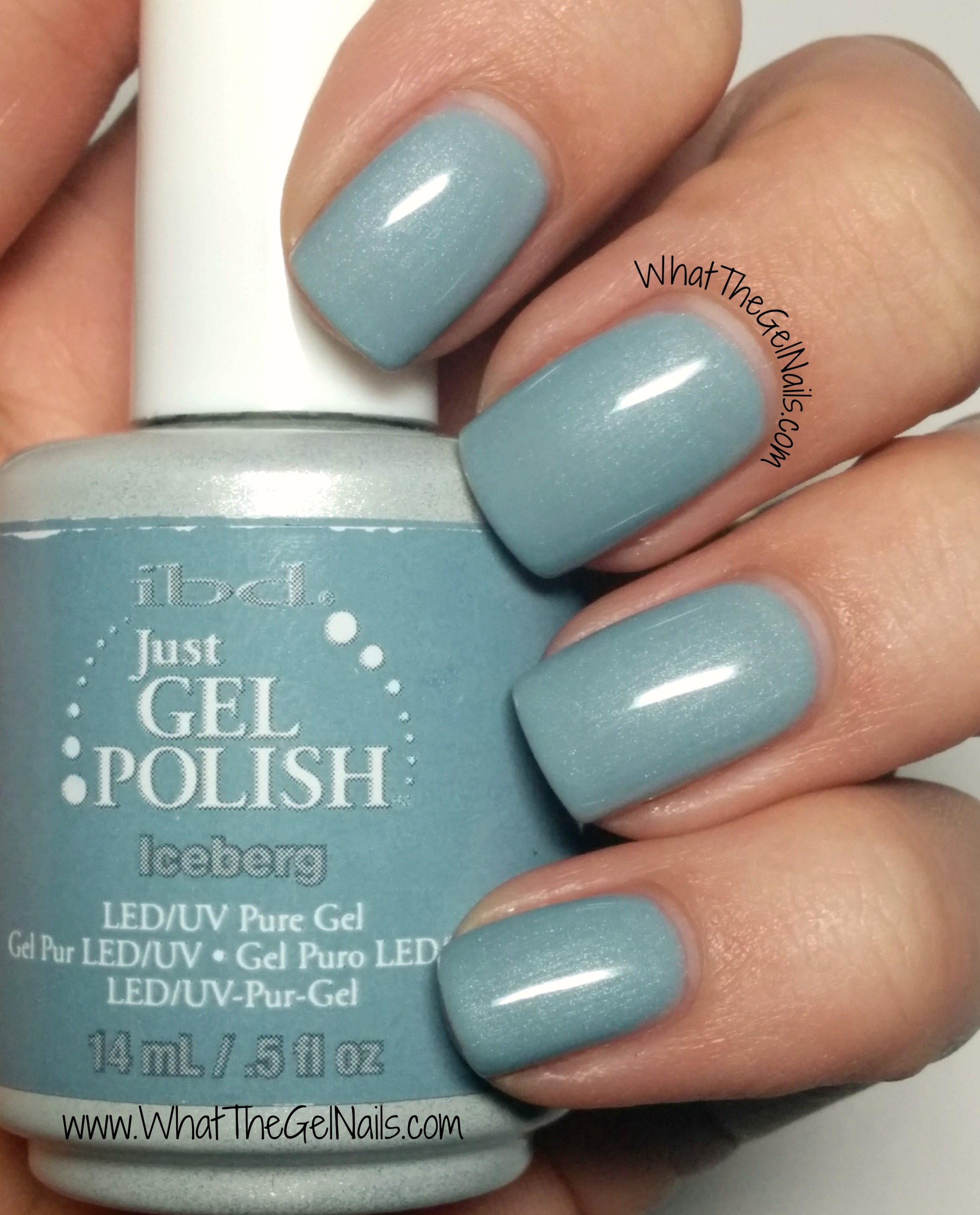What Nail Color Is In: IBD Just Gel Nail Colors For Winter