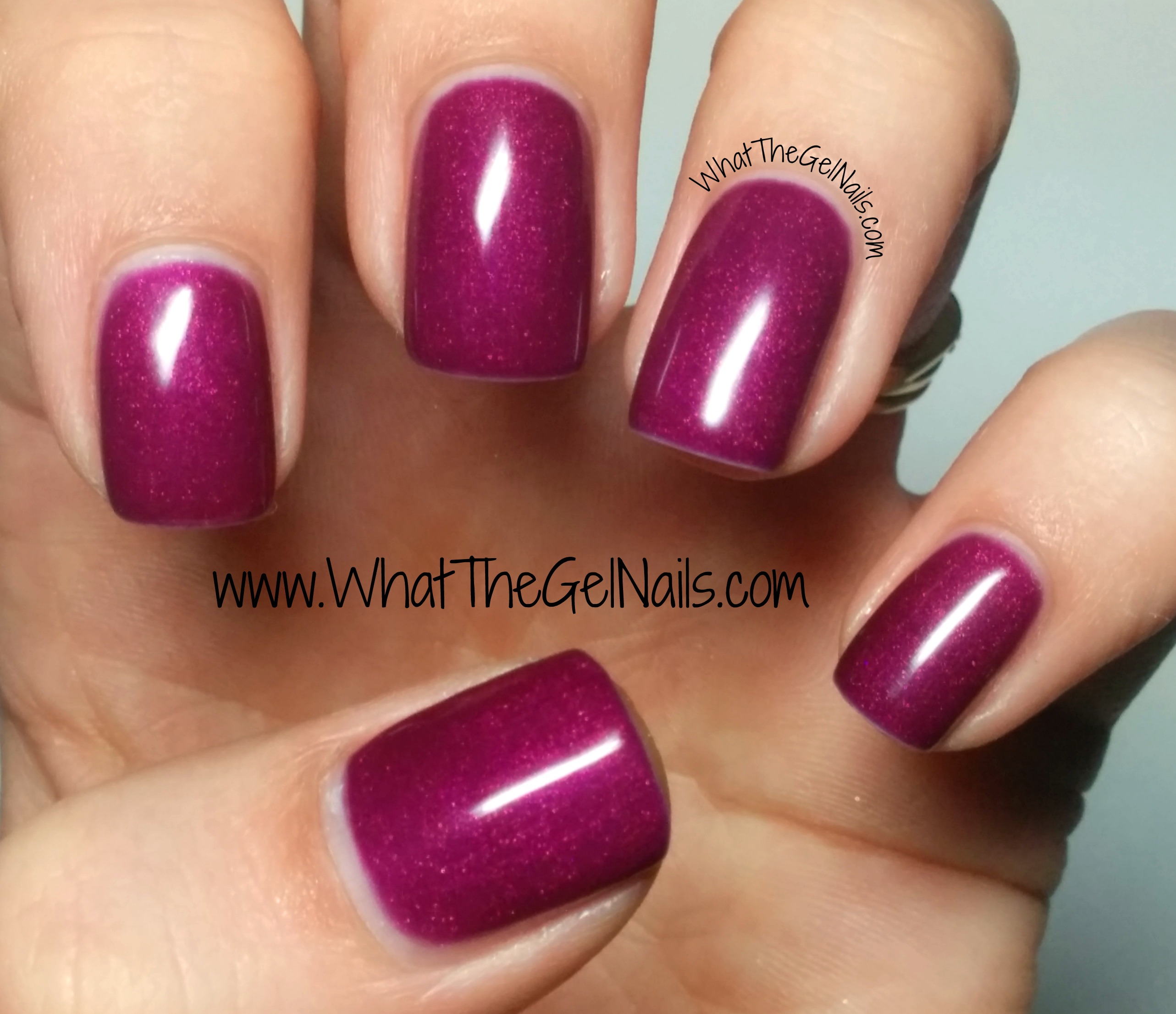 Nail Colors Winter: IBD Just Gel Nail Colors For Winter