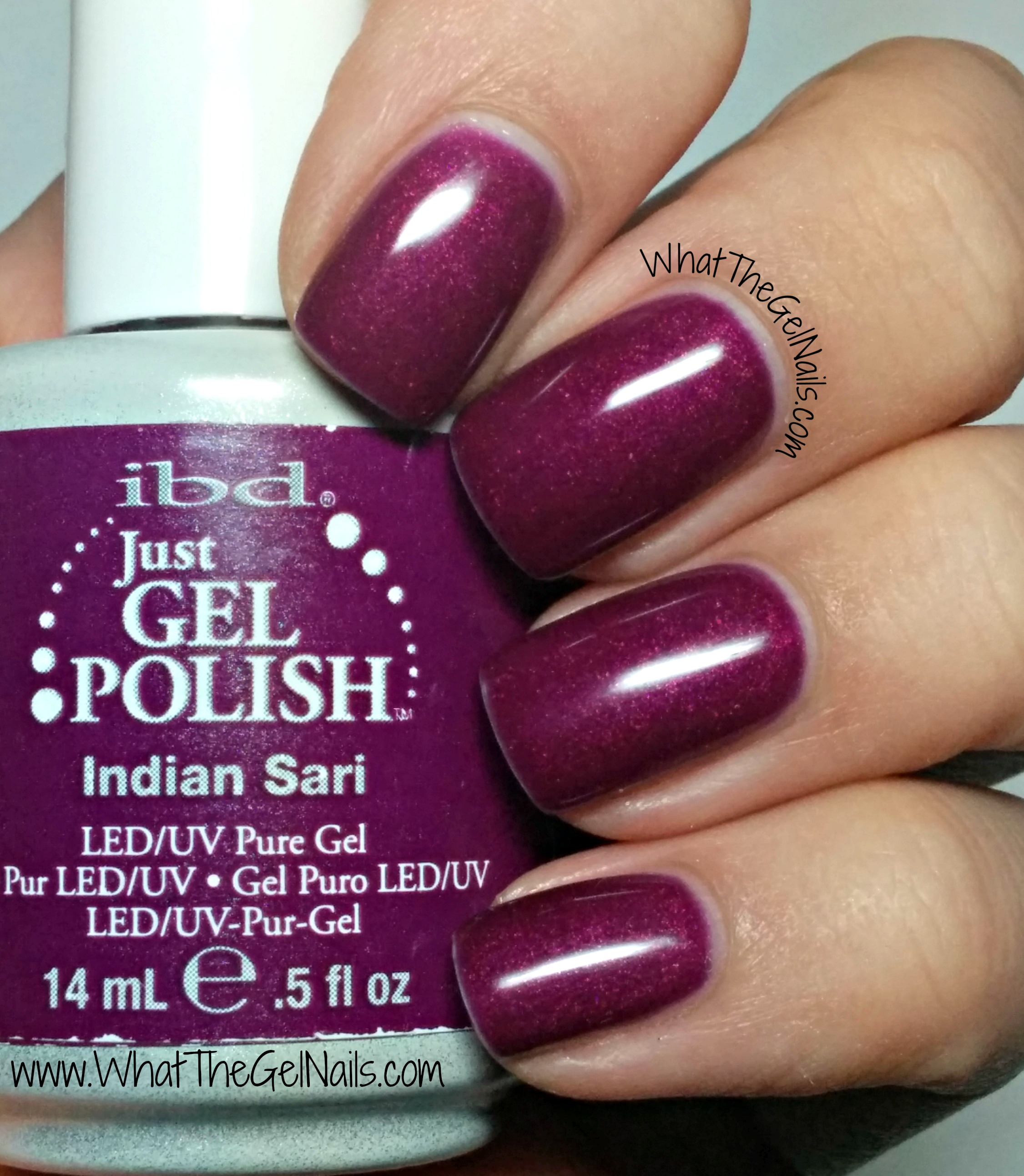 IBD Just Gel Nail Colors for Winter