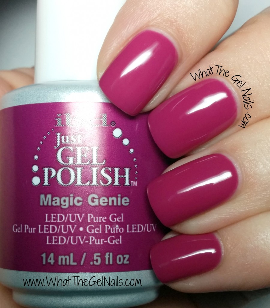 IBD Magic Genie, plus more IBD Just Gel Nail Polish Colors