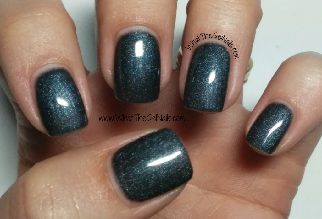 IBD Slate, plus more IBD gel polish colors for winter.