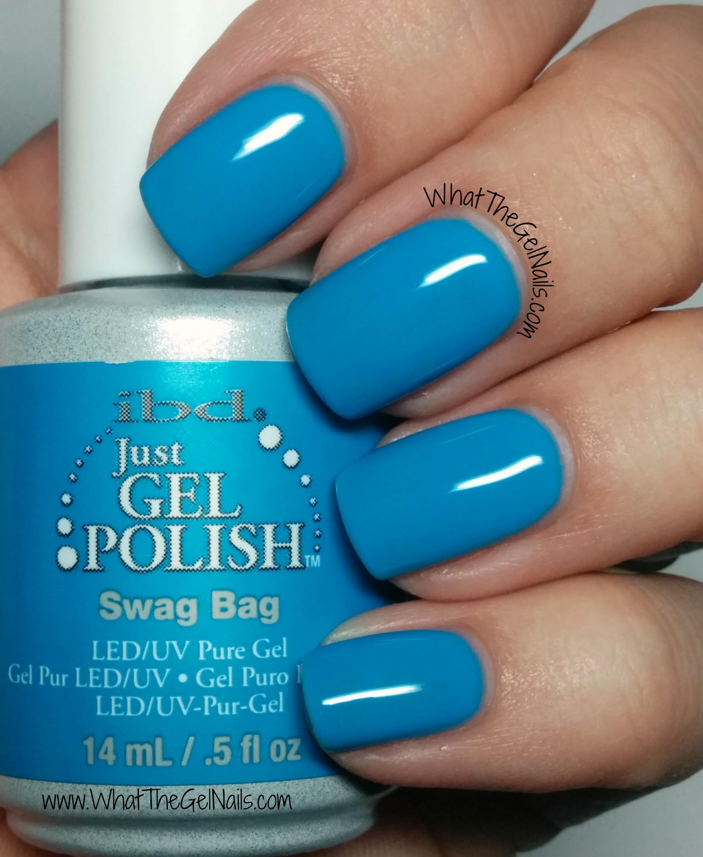 IBD Gel Polish Colors for Winter