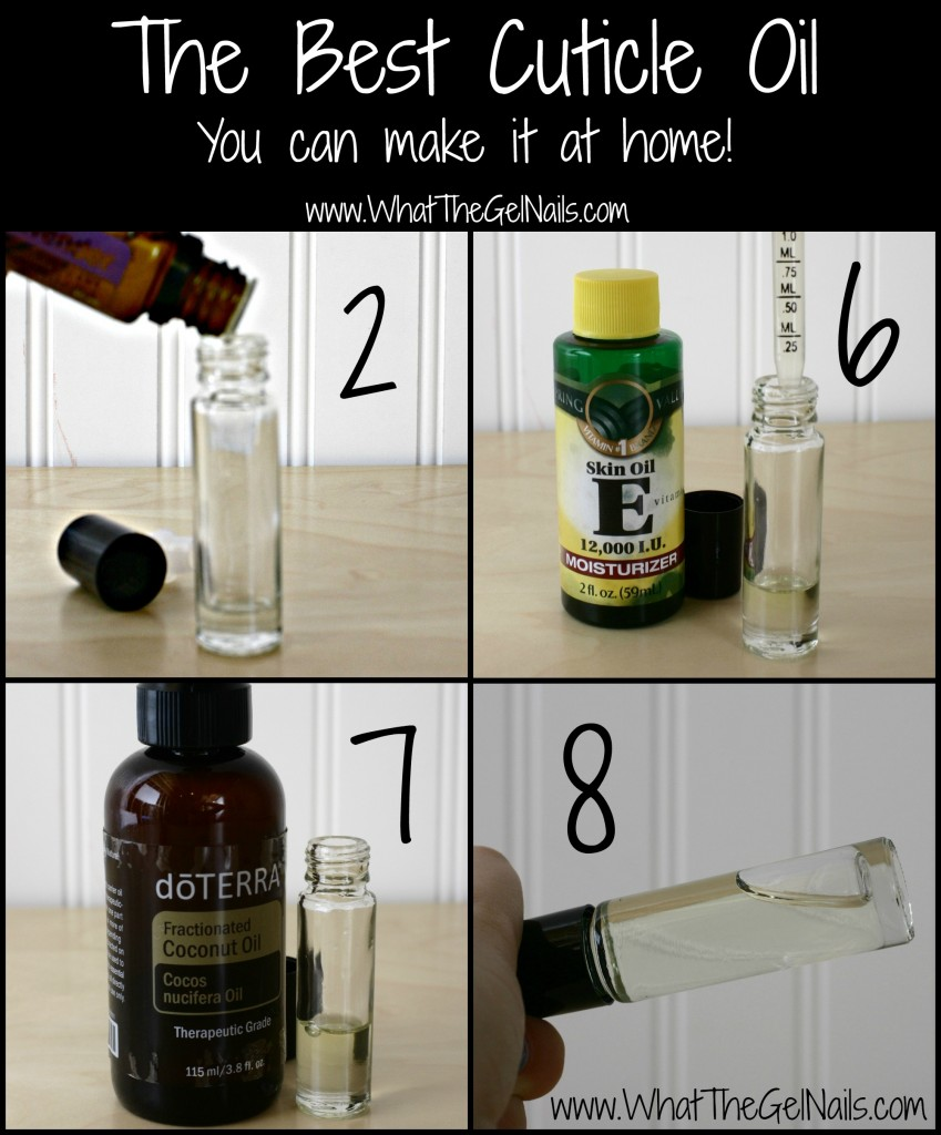 The Best Cuticle Oil You Can Make at Home