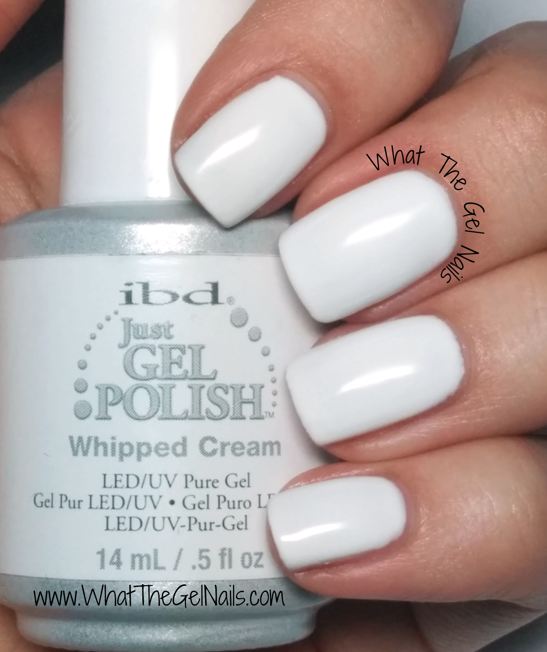 Ibd Whipped Cream Plus More Of My Top 10 Favorite Just Gel Polishes Colors