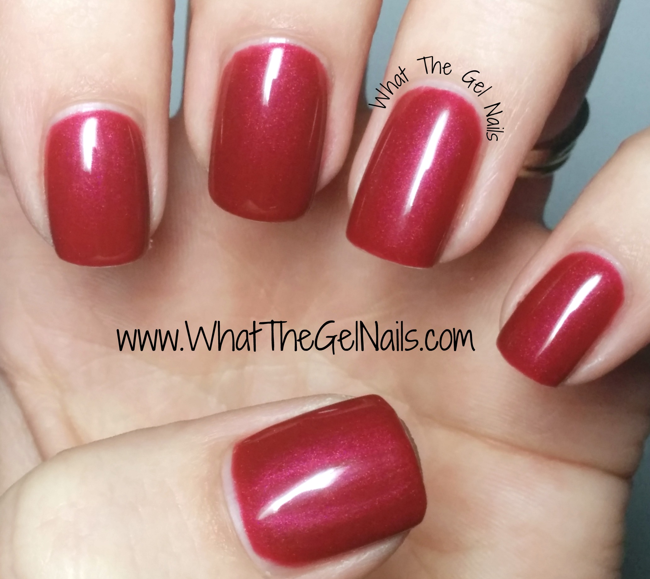 sally hansen salon gel polish wine not plus more christmas gel nail colors