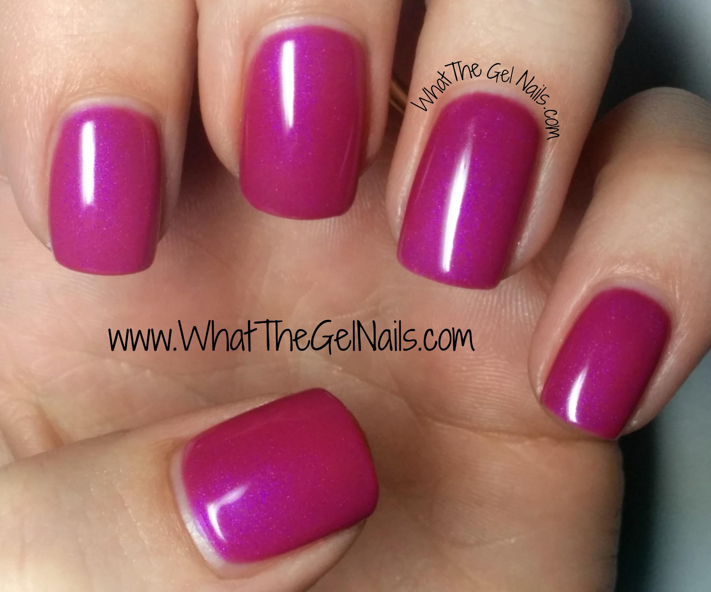 Ibd Yuri Berri Plus More Just Gel Nail Polish Colors