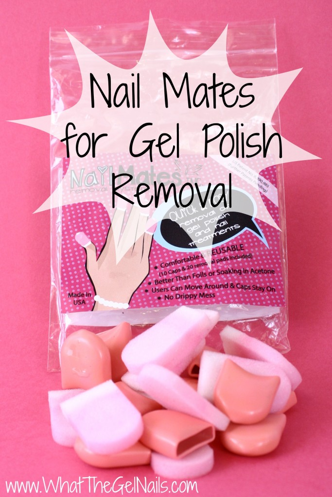Nail Mates for Gel Polish Removal