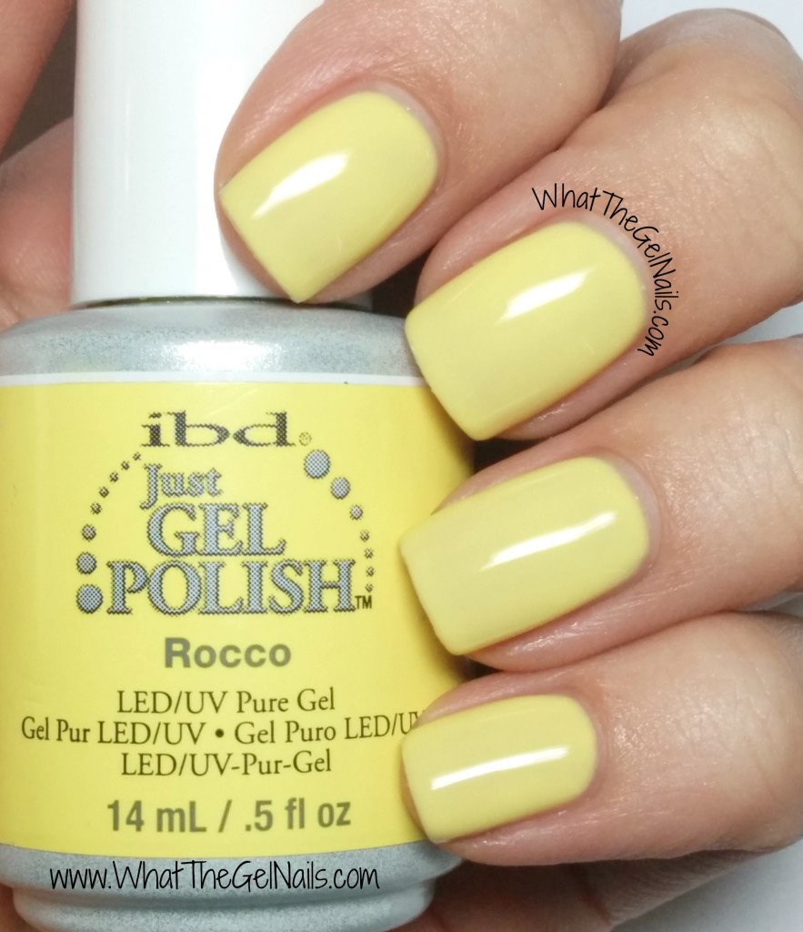 IBD Rocco, plus more IBD Just Gel Swatches for Spring