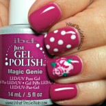 Valentine Nail Designs with Gel Polish