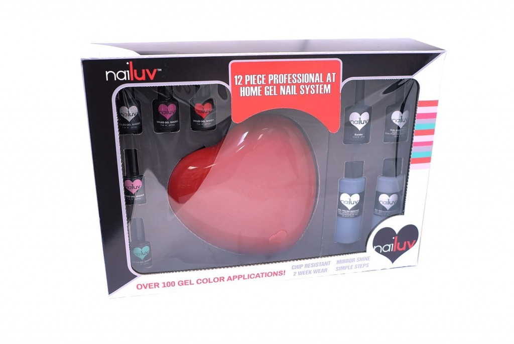 9 of the Best Gel Polish Kits for Every User: Nailuv Home Professional Gel Nail System