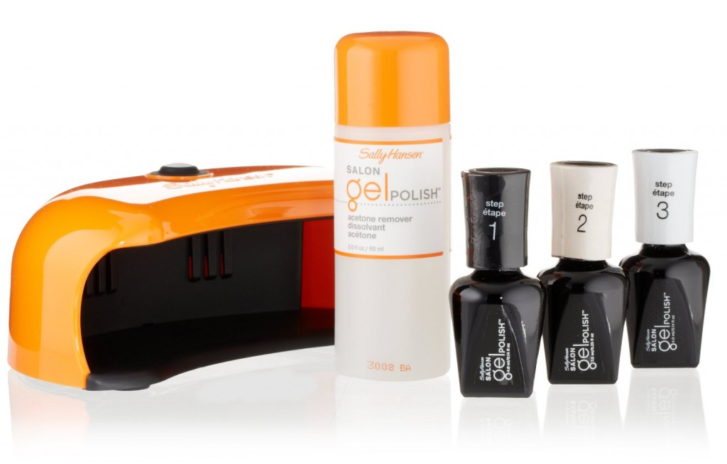 9 of the Best Gel Polish Kits for Every User: Sally Hansen Salon Pro Gel Starter Kit