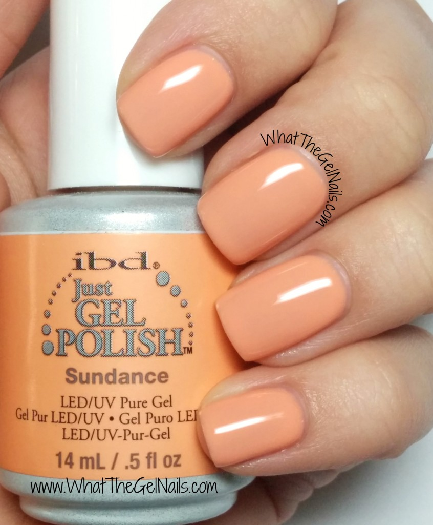 IBD Sundance plus more springy gel polish colors.