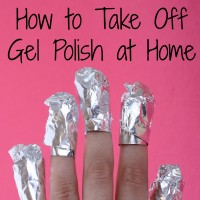 How Do You Take Off Gel Nail Polish
