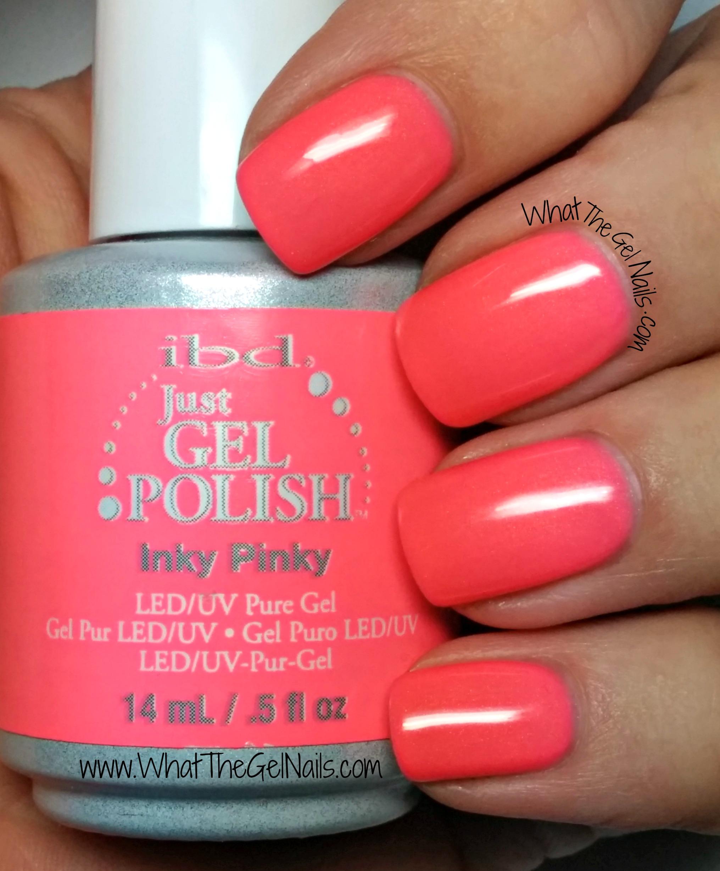 Pinkish Orange Nail Polish | Best Nail Designs 2018